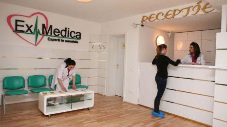 ExMedica Receptie